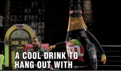 a cool drink to hang out with